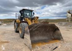 Caterpillar 972K lastare på däck begagnad