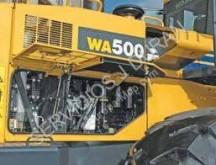 Komatsu WA500-3 pala cargadora de ruedas usada