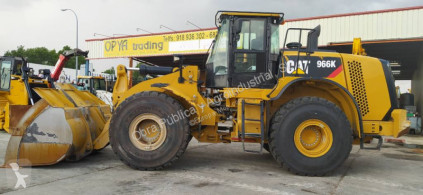 Pá carregadora Caterpillar 966K pá carregadora sobre pneus usada