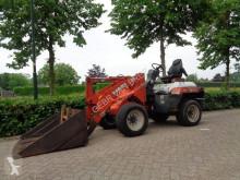 Koop kubota R420 minishovel/shovel használt kerekes rakodó