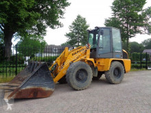 Chargeuse sur pneus koop ahlmann AL75 minishovel/shovel
