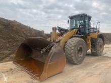 Caterpillar 966 M used wheel loader