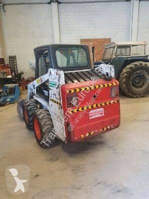 View images Bobcat 753  loader