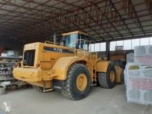 Pala cargadora Hyundai HL 770 (XTD) HL 770 pala cargadora de ruedas usada