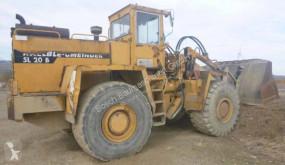 Pala cargadora Kaelble pala cargadora de ruedas usada