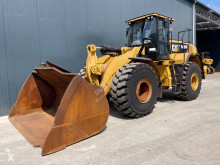Pala cargadora Caterpillar 966M pala cargadora de ruedas usada