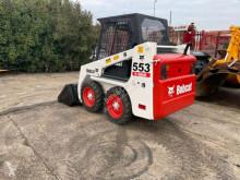 Bobcat 553 mini-ładowarka używana