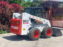 Bobcat 863 mini-ładowarka używana