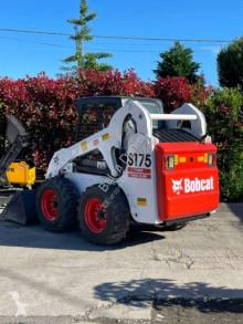 Pala cargadora mini pala cargadora Bobcat S175