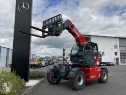 Empilhador elevador grande tonelagem empilhador grande tonelagem de garfos Magni HTH 10.10 Schwerlast // 10to // nur 272h!