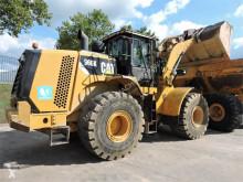 Caterpillar 966K колесен товарач втора употреба
