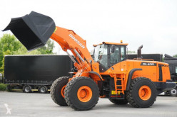 Doosan DL 450 DL 450-3 WHEEL LOADER læsser på dæk brugt