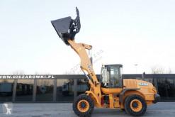 Wiellader Case 721F 16t , hydraulic grab bucket ,joystick ,ac , camera