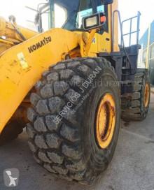 Komatsu WA500-3 chargeuse sur pneus occasion