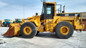 Caterpillar 966 F I колесен товарач втора употреба