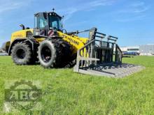 New Holland W 170 D LR T4B chargeuse sur pneus occasion
