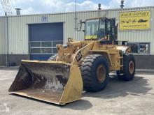 Caterpillar 950F chargeuse sur pneus occasion