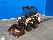 山猫S 100 小型装载车 事故车辆