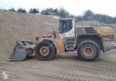 Liebherr 580 2plus2 chargeuse sur pneus occasion
