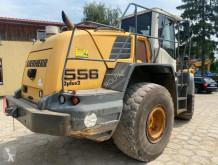 Liebherr L556 2plus2 chargeuse sur pneus occasion