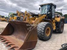Caterpillar 966M pala cargadora de ruedas usada