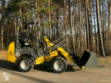 Pala cargadora Neuson WL20 so gut wie neu Schaufel und Gabel pala cargadora de ruedas usada