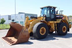 Pala cargadora Caterpillar 966K pala cargadora de ruedas usada