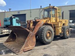 Pala cargadora Caterpillar 980C pala cargadora de ruedas usada