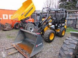 Pala cargadora JCB 403 Agri pala cargadora de ruedas usada