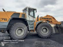 Liebherr 576 2plus2 chargeuse sur pneus occasion