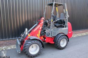 Material de ganadería cargadora Weidemann 1160 loader (EPS cabin)