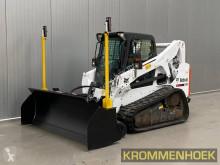 Bulldozer på larvband Bobcat | Laser Leveling blade