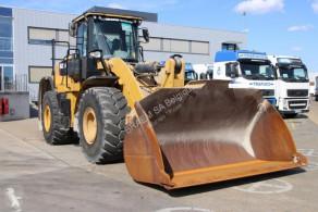 Pala cargadora Caterpillar 962 M - 6300 H - NEW GEARBOX pala cargadora de ruedas usada