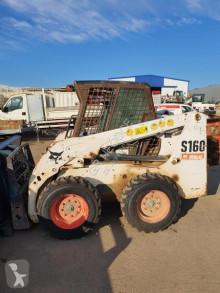 Pala cargadora mini pala cargadora Bobcat S 160
