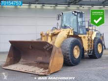 Caterpillar 980G used wheel loader