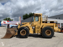 Caterpillar 966 F used wheel loader