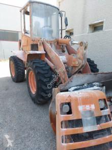Pala cargadora Fiat Kobelco W 110 pala cargadora de ruedas usada