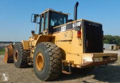 Caterpillar 970F II chargeuse sur pneus occasion