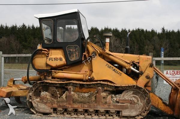 fiat allis track loader 7 ads of second hand fiat allis track loader for sale europe construction equipment
