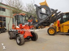 nakladač Dragon Loader 1.2T Wheel Loader ZL12F with Log Grapple