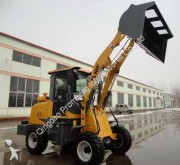 Dragon Loader 1.0T Wheeled Loader ZL10F with Snow Bucket