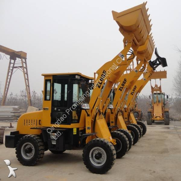 View images Dragon Machinery ZL08F loader
