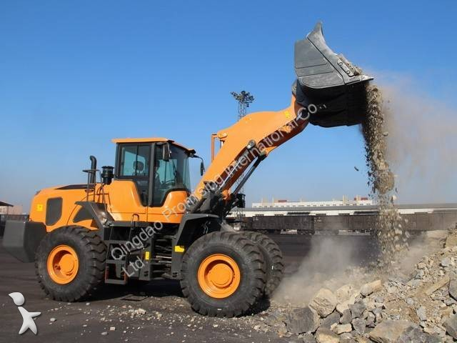 View images Dragon Machinery Dragon656 loader