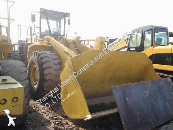 View images Komatsu WA470 WA470 loader