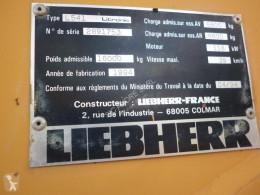 Преглед на снимките Товарач Liebherr L541