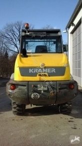 Voir les photos Chargeuse Kramer 8095T Tele-