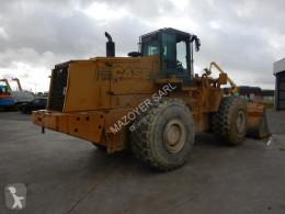 View images Case 921B  loader