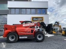 Vedeţi fotografiile Incarcator Manitou MHT 10130 / nur 93h! / Funk! / Korbvorbereitung
