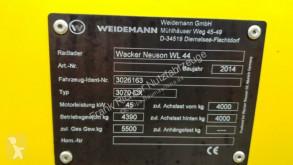 Fotoğrafları göster Yükleyici Neuson WL44org 498 Std 0,75 Schaufel Stapel