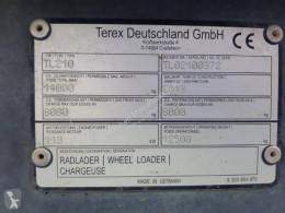 Voir les photos Chargeuse Terex TL 210